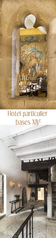Hotel Particulier bases 14e