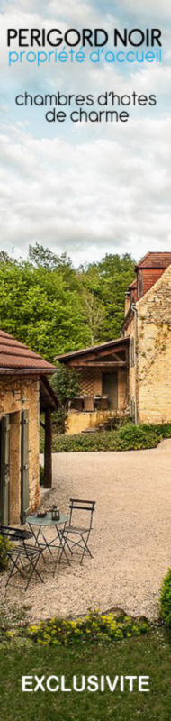 Maison d'hôtes de charme SARLAT, Périgord noir