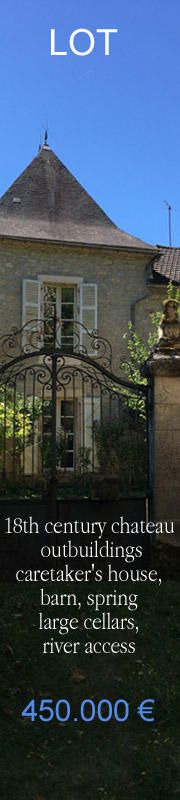 Occitanie, Chateau for sale