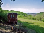 Ancienne ferme dominant les 2 vallées du Périgord Noir