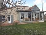 Maison de campagne restaurée dans le Lot et Garonne