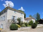 Charmante maison en pierre à vendre près de Villeneuve sur Lot