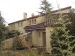 Maison d'architecte en sortie de village dans le Quercy Blanc