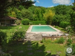 Beautiful restored 12century property, 7 bedrooms, park, swimming pool,view