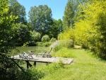 Maisons quercynoise avec étang, 1 gite et piscine sur 2ha 50.
