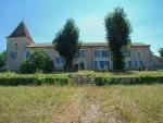Dordogne, Périgord, Belle propriété 18ème à vendre sur 50 ha