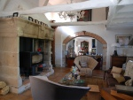 Beautiful residence made of stone, comfortable, garage, pool, garden.
