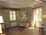Charming farmhouse situed in the south of Cahors in the  Quercy