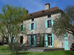 Grande maison de village confortable et lumineuse avec jardin paysager