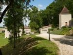 Ancien corps de ferme magnifiquement restauré, avec vue, en Quercy blanc