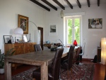 Cahors, large bourgeois house 5 minutes from the centre, near the river