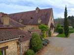 Dordogne, old farmhouse with gîtes and swimming pools on semi enclosed land