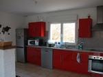Proche de Cahors, maison contemporaine avec 3 chambres, jardin et sous-sol