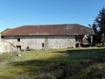 For sale large property, stone house, barns, large plot of land near Cahors