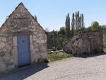 Jolie maison en pierre dans un hameau du Quercy Blanc