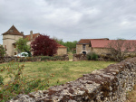 Old farmhouse with outbuildings for sale, near a village