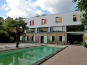 Modern villa situated , close to the ocean in charente maritime