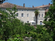 Belle Demeure du XVIIIème avec vue superbe, en Quercy Blanc.