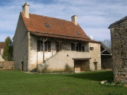 Typical stone renovated house in Lot region for sale