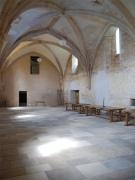 Rare petite abbaye du XII ème siècle au confins du Lot et de l'Aveyron.