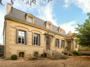 Centre de Bergerac, Somptueuse maison de maitre, accès direct à la rivière.