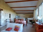 Maison de caractère avec piscine et appartement independant en Gironde.