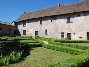 Stronghold house from the medieval age and renaissance