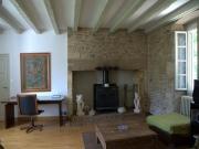 Maison de maître, trés bon état, dépendance avec 5 Studios, salle reception