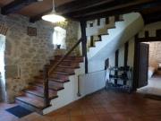 Dans le Quercy Blanc,  maison du XVIIème siècle restaurée à vendre.