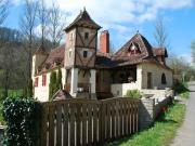 Demeure bourgeoise bases XVII et XVIII ème, inscrite monuments historiques