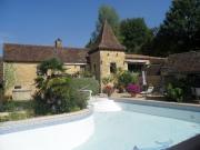 Belle demeure à vendre proche Sarlat, Périgord Noir, Dordogne