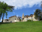 Manor from the 19th century with outbuildings, near Gers and Lot Garonne