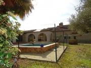 Maison de caractère, dépendance, 2 piscines, pigeonnier et plan d'eau