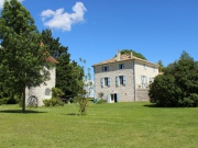 Charming stone country house  in Lot  et Garonne