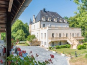 """Directoire"" style château with outbuildings set in a major touristic area."