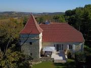 Charmante maison Quercynoise entièrement rénovée avec vue dominante