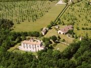 Château classé Monument Historique, pour réception, exposition, collection.