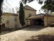 Maison de Maitre XVIIIème dans un village atypique du Quercy Blanc