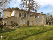 Maison de Maitre in the Tarn et Garonne in a nice village
