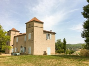 Manor for sale close to CAHORS