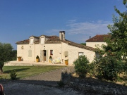Charming stone country house in a hamlet in Quercy Blanc