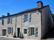 Restored Village house, garage and garden, South Lot Lot in Quercy Blanc