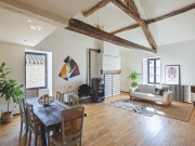 Maison de village restaurée, garage et jardin dans le Quercy Blanc