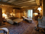 Périgord, Proche Bergerac, Propriété bourgeoise XVIII avec grandes prairies