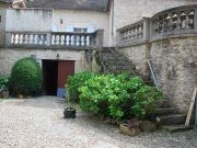 Very charming 14th century village house,renovated, modern confort, terrace