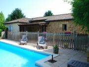 Sarlat Maison rénovée avec gite et piscine