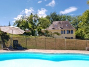 Two houses, two swimming pools not overlooked with 7.5 hectares of land.