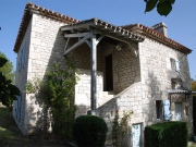 Close to cahors, country home with converted outbuildings