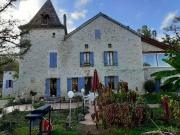 Ancien moulin avec ses deux maisons et dépendances dans le Tarn et Garonne