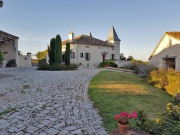 anor house with outbuildings and swimming pool in Tarn et Garonne